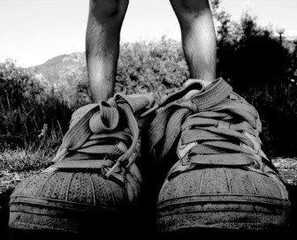 large-shoes