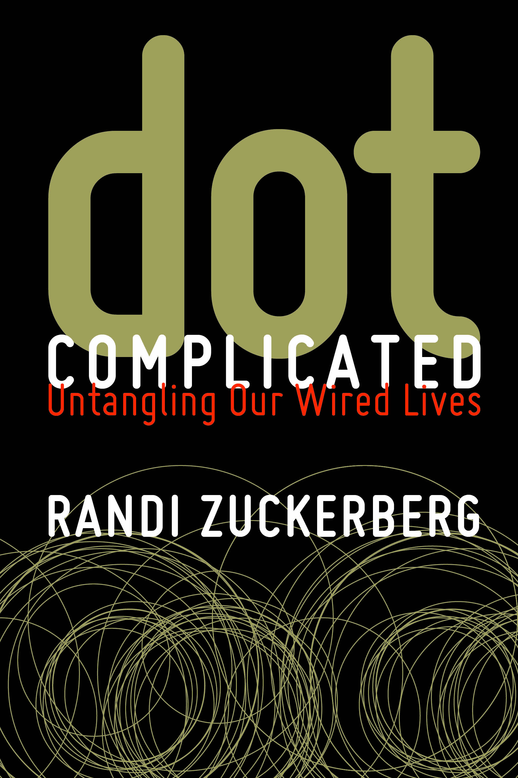 Dot Complicated Book Cover Art copy
